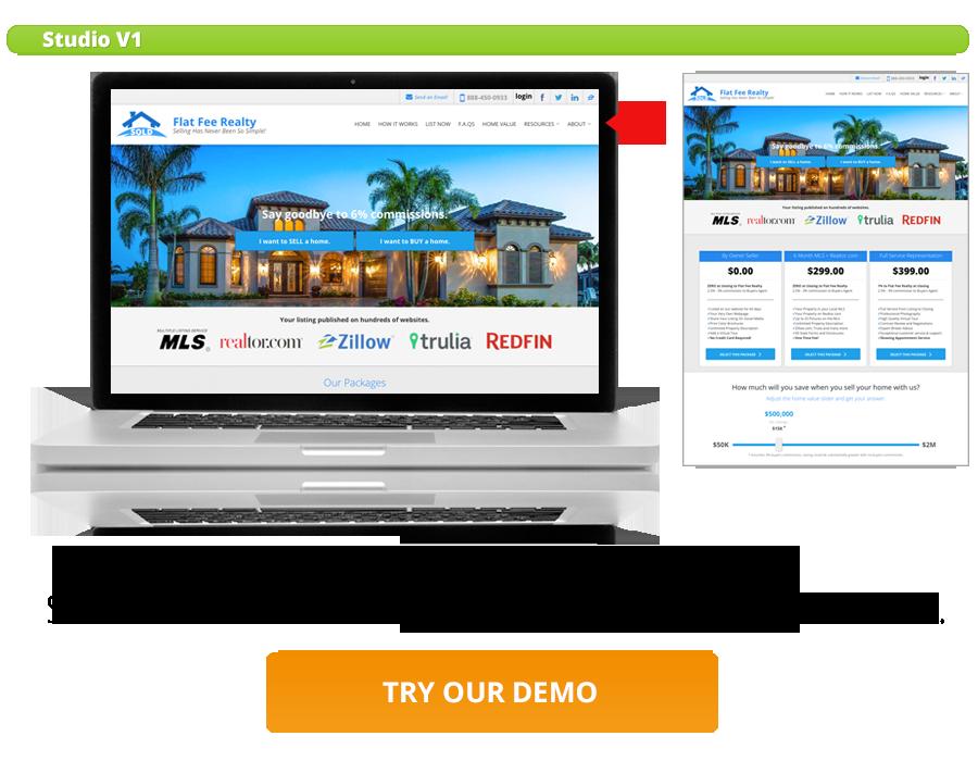 fsbo website designs v1