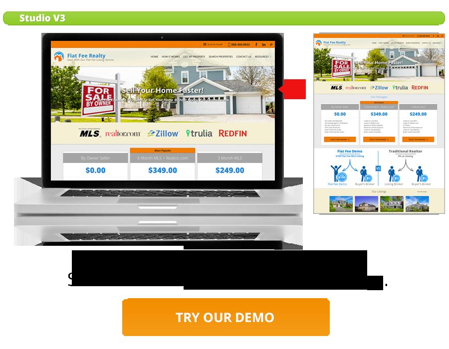 fsbo website design v3
