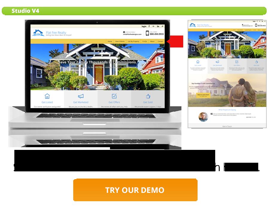 fsbo website design v4